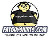 Fat Guy Shirts